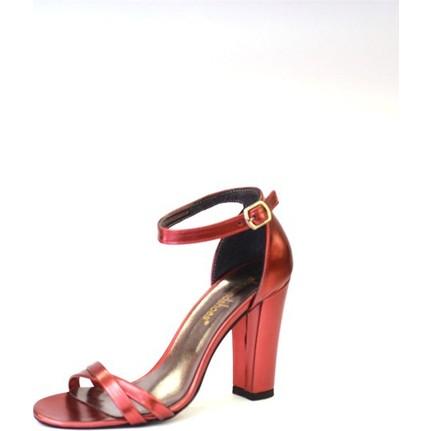 Shop And Shoes 173-021530-1 Kırmızı Kadın Ayakkabı