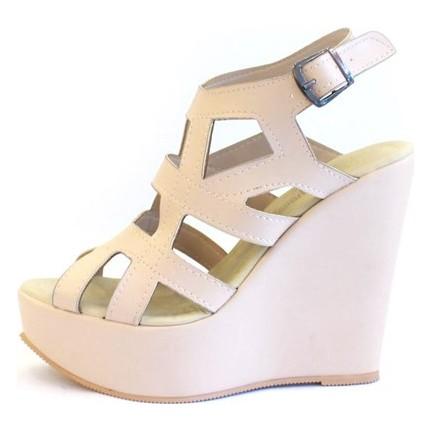 Shop And Shoes 173-17140 Sarı Kadın Ayakkabı