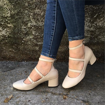 Shop And Shoes 173-8510103 Ten Kadın Ayakkabı