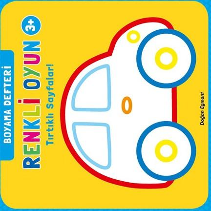 Renkli Oyun Boyama Defteri Fiyatı Taksit Seçenekleri