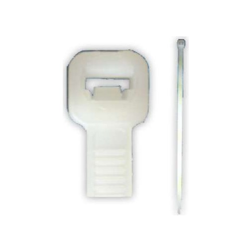 Starklips Kablo Bağı Beyaz 2 5X14cm 100 Lü Paket