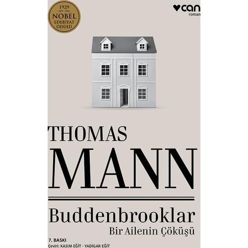 Buddenbrooklar / Bir Ailenin Çöküşü - Thomas Mann