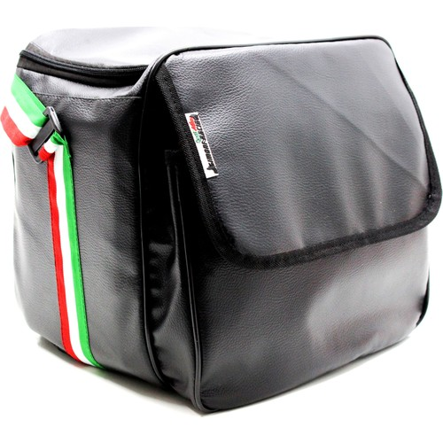 Simoni Racing İn Pelle di Lusso - Deri Bagaj Çantası SMN102664