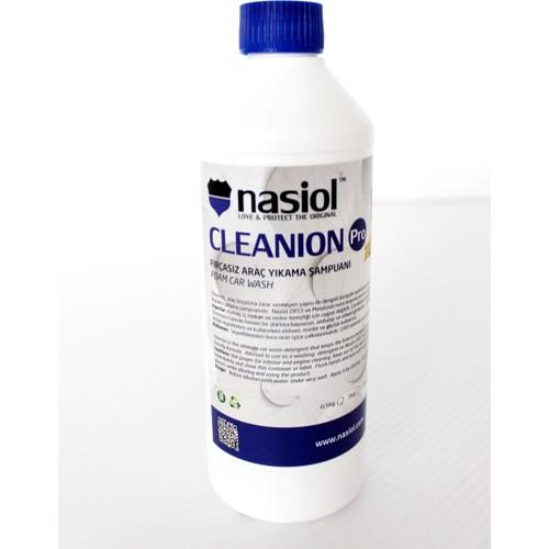Nasiol Cleanion Fırça Kullanmadan Cilalayıcı Oto Yıkama Şampuanı