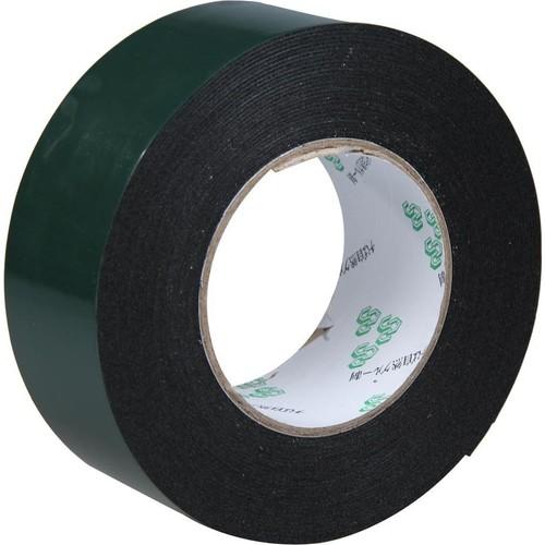 HomeCare Siyah Köpük Çift Taraflı Bant 4 cm x 10 Mt cm2=1 kg
