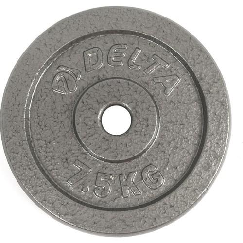 Delta Deluxe Dura-Strong Parlak Gri Döküm Plaka - 7,5 Kg x 2 Adet - DS 4750