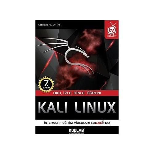 Kali Linux - Abdulaziz Altuntaş