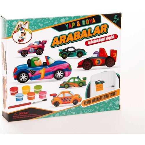 Gepet Toys Gpt 03 Yap Boya Arabalar Fiyati Taksit Secenekleri