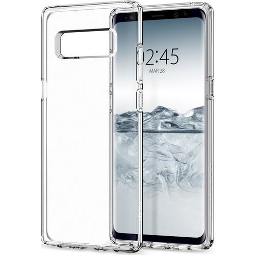 Spigen Samsung Galaxy Note 8 Kılıf Liquid Crystal 4 Tarafı Koruma - 587CS22056