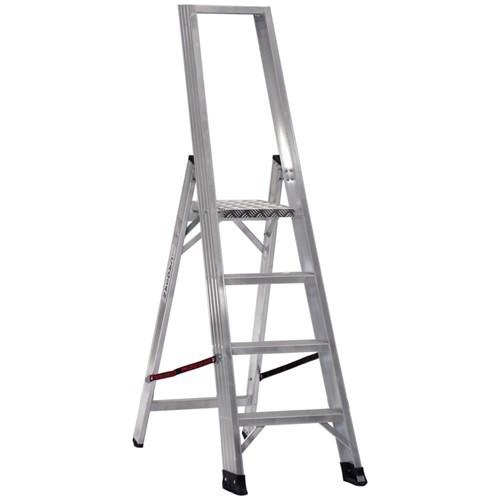 Çağsan 3+1 Basamaklı Alesta Profesyonel Alüminyum Merdiven