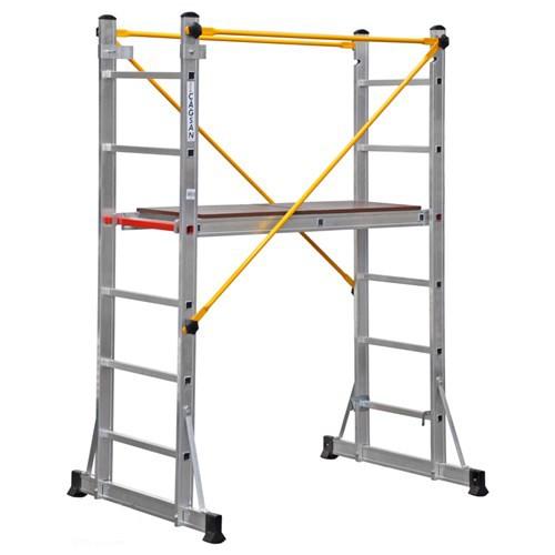 Çağsan 6 Basamaklı Platform Merdiven