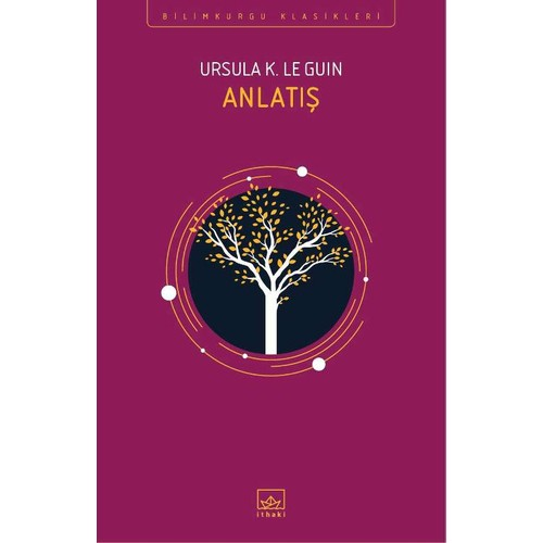 Anlatış - Ursula K. Le Guin