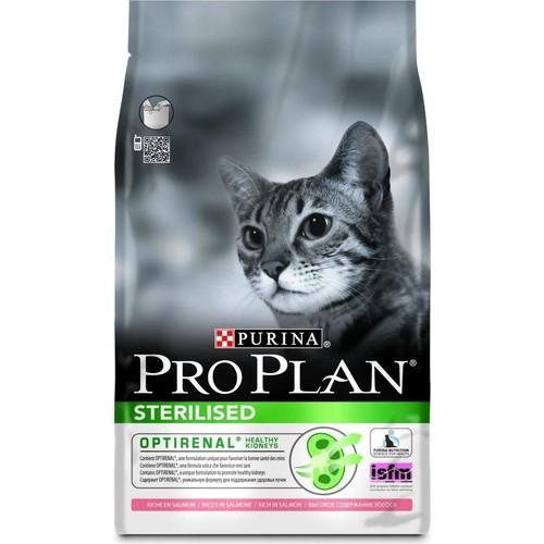 Pro Plan Kısırlaştırılmış Tavuklu Ve Hindili Kuru Kedi Maması 3 kg