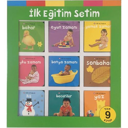 İlk Eğitim Setim (9 Kitap Takım)