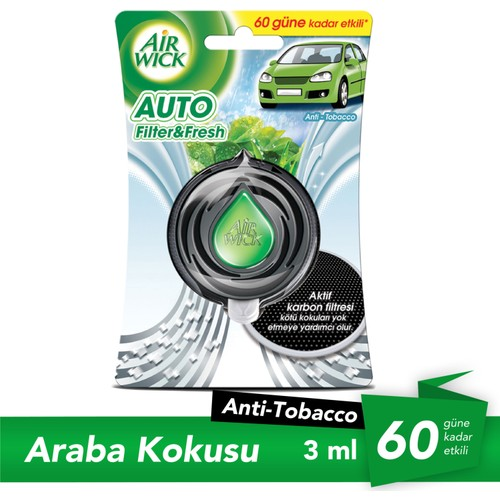 Air Wick Oto Filter & Fresh Anti Tobacco