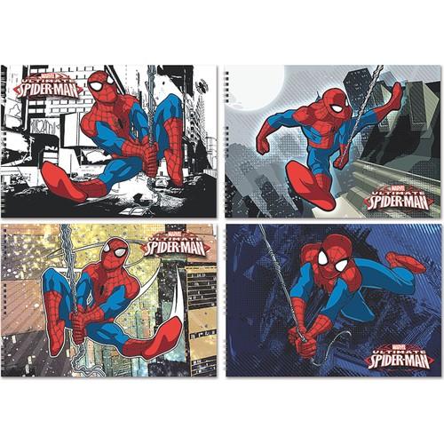 Örümcek Adam 25*35 15 Yaprak Resim Defteri