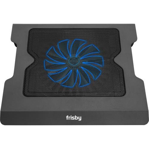 "Frisby FNC-50AP 20cm LED Fanlı 2 USB HUB'lı 10""-17"" Notebook Stand ve Soğutucu"