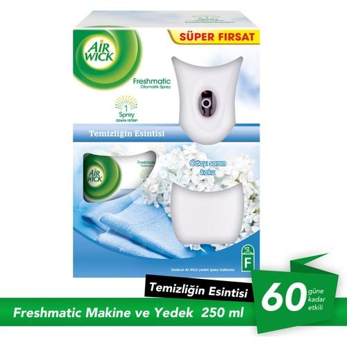 Air Wick Freshmatic Kit Temizliğin Esintisi