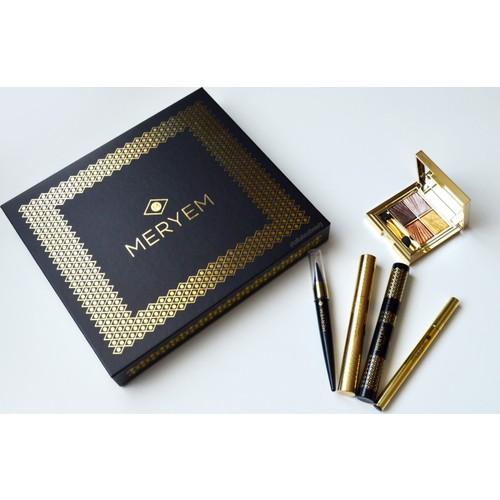 Meryem Cosmetics Göz Makyaj Seti