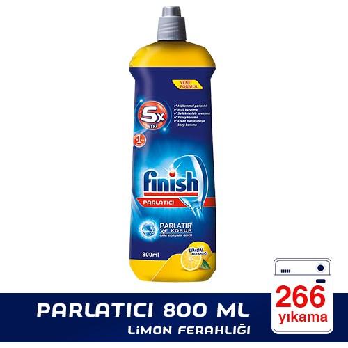 Finish Parlatıcı Limon 800 ml