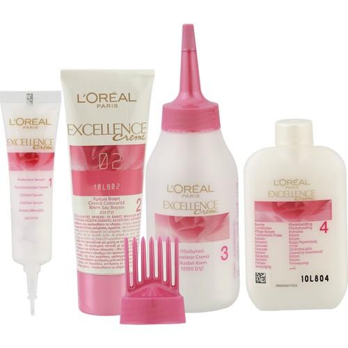 L'oréal Paris Excellence Creme Saç Boyası 02 Çok Çok Açık Sarı Dore