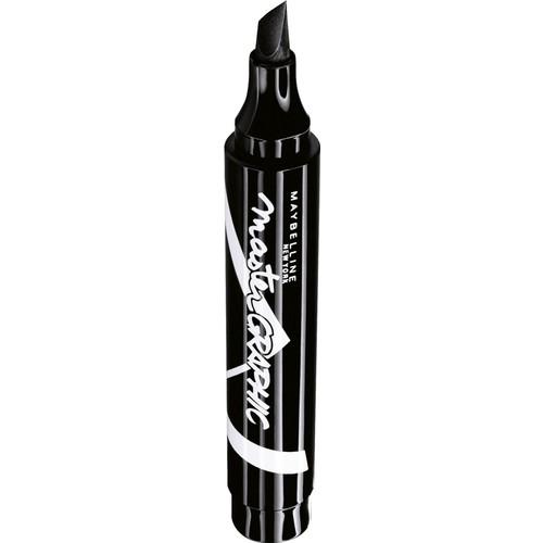 Maybelline New York Master Graphic Eyeliner - Bold Black