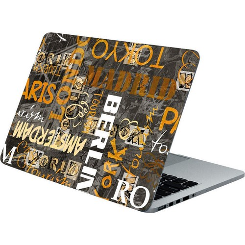 DekorLoft Notebook Etiket NS-619