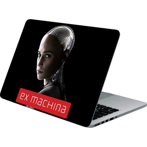 DekorLoft Ex Machina Notebook Etiket NS-6199