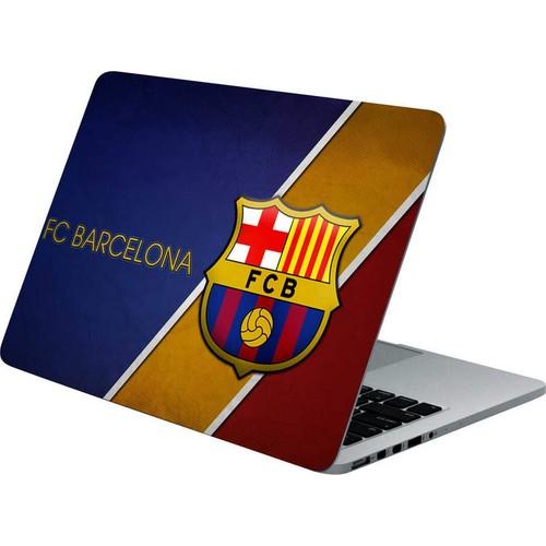 DekorLoft Barcelone FC Notebook Etiket NS-6245