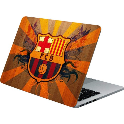 DekorLoft Barcelone FC Notebook Etiket NS-6246