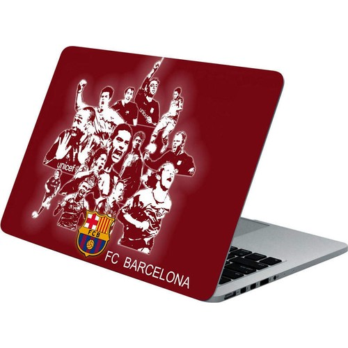 DekorLoft Barcelone FC Notebook Etiket NS-6248