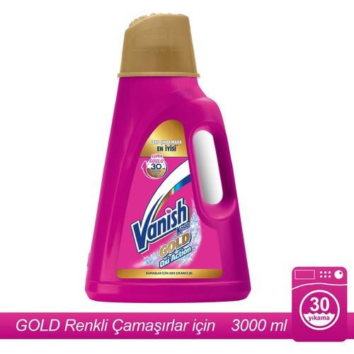 Vanish Kosla Sıvı Pembe Gold 3000 ml