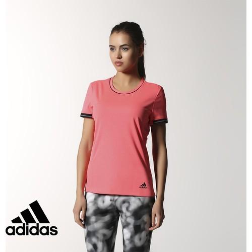 Adidas A96176 Sn Clmch Tee W Kadın Koşu T-Shirt