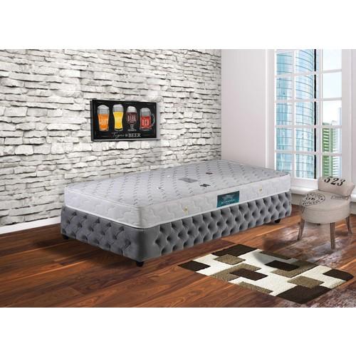 Hepsiburada Home Ortopedik Yatak Beyaz 90 x 190 cm