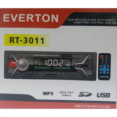Everton Rt-3011 Usb, Sd, Fm , Aux Oto Teyp