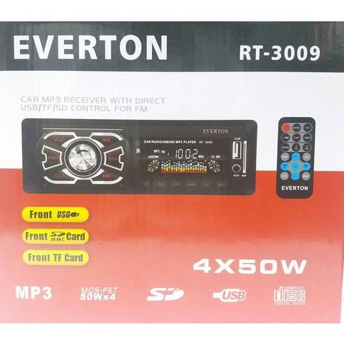 Everton Rt-3009 Usb, Sd, Fm , Aux Oto Teyp