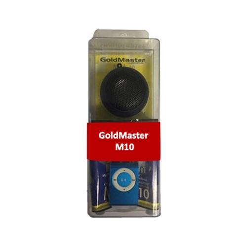 Goldmaster M10 Mp3 Player Siyah + Speaker