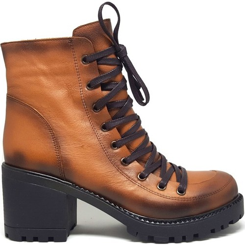 Shop And Shoes 004-1707 Taba Kadın Bot