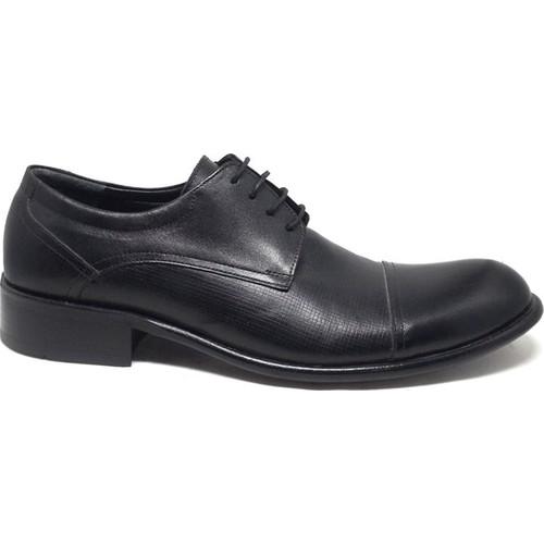Shop And Shoes 016-84 Erkek Ayakkabı Siyah
