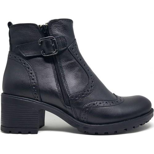 Shop And Shoes 031-542 Siyah Kadın Bot