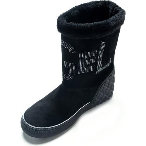Shop And Shoes 121-1709704 Siyah Kadın Bot