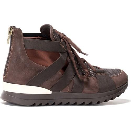 Shop And Shoes 121-2765 Kahverengi Kadın Ayakkabı