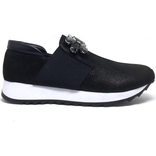 Shop And Shoes 122-078 Antrasit Kadın Ayakkabı