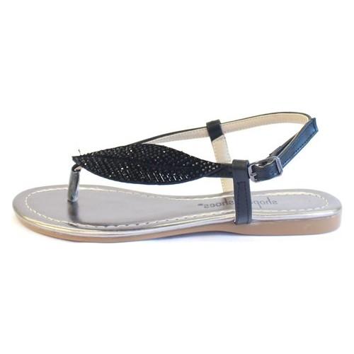 Shop And Shoes 190-084 Kadın Ayakkabı Siyah
