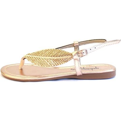 Shop And Shoes 190-084 Gül Kurusu Kadın Ayakkabı