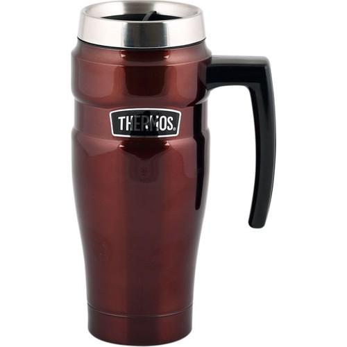 Thermos Travel Mug Sk1000-140957 King Serisi Çift Cıdarlı Termos Mug
