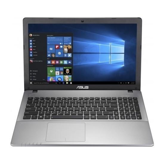 "Asus R510VX-DM762 Intel Core i7 7700HQ 8GB 1TB + 128GB SSD GTX950M Freedos 15.6"" FHD Taşınabilir Bilgisayar"