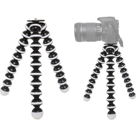No Name 700D Fotoğraf Makinesi İçin Gorillapod Ahtapod Tripod