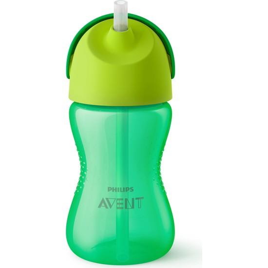 Philips Avent Pipetli Bardak 12 ay+ 300 ml Yeşil SCF798/01