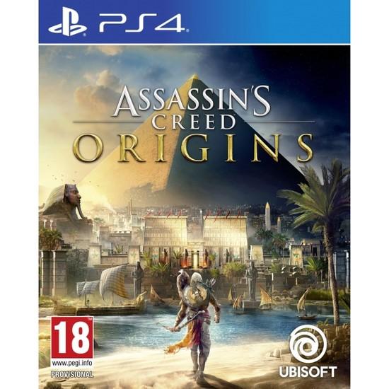 Assassin's Creed Origins PS4 Oyun